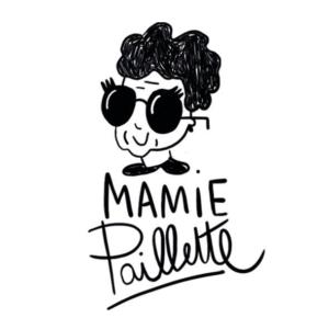 Logo Mamie Paillette